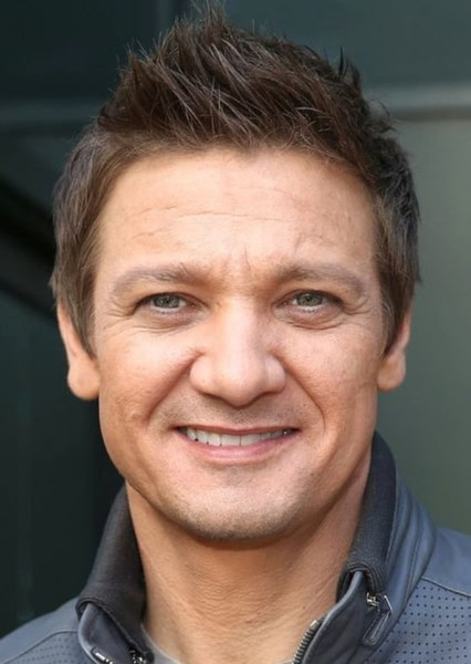 Jeremy Renner as Michael Bourne in Bumblebee The Yellow Agent