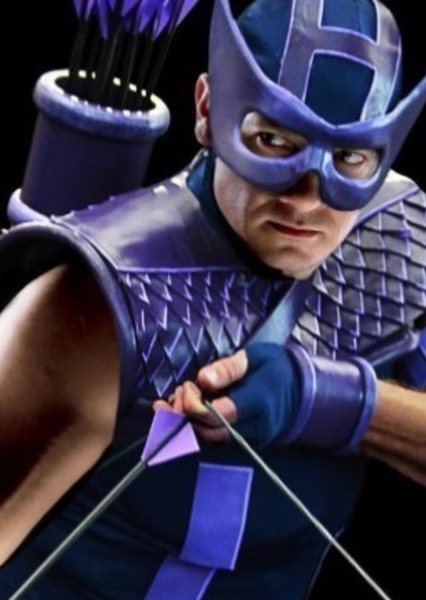 Jeremy Renner as Clint Barton in The Avengers: Earth's Mightiest Heroes