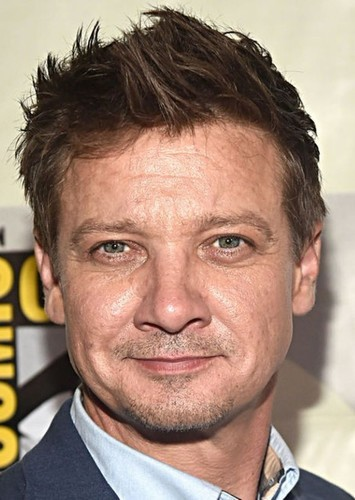 Jeremy Renner as Hades in Percy Jackson and the Olympians