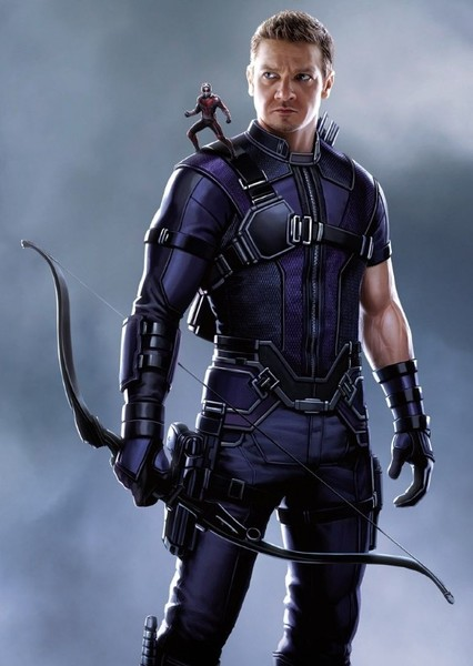 Jeremy Renner as Clint Barton in The New Avengers: Secret Invasion