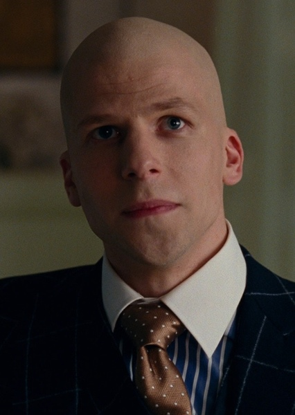 Jesse Eisenberg as Worst in Best & Worst Comic Book Castings