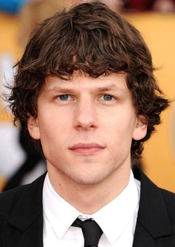 Jesse Eisenberg as Mack in Yertle the Turtle
