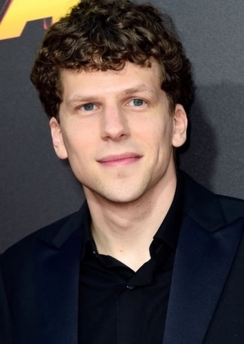 Jesse Eisenberg as Mouse in The Matrix
