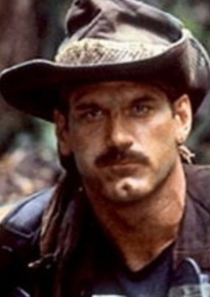 Jesse Ventura as Timothy Dum Dum Dugan in 80's Agents of SHIELD Movie Trilogy