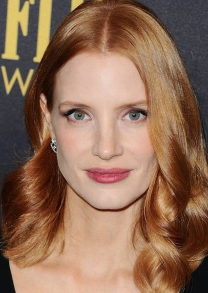 Jessica Chastain as Demeter in Gods and Goddesses