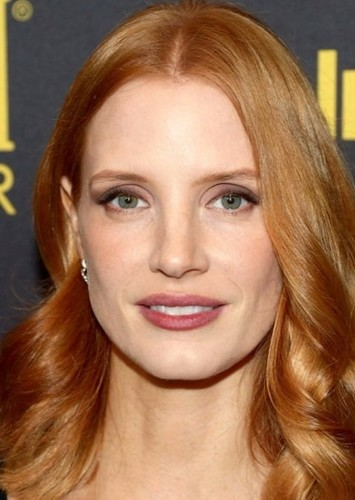 Jessica Chastain as Genevieve Arron in Three Dark Crowns