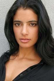 Jessica Clark as Lt. Adira Hunter in Star Trek: Legacy
