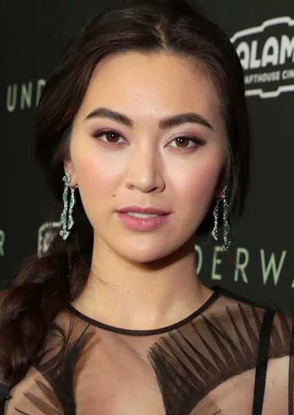 Jessica Henwick as Chai Xianghua in Bandai Namco Cinematic Universe
