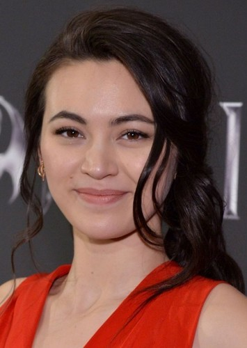Jessica Henwick as Taki in Soulcalibur (Old Timeline)