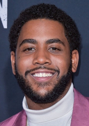 Jharrel Jerome as David Medley in Rockin' on Heaven's Door