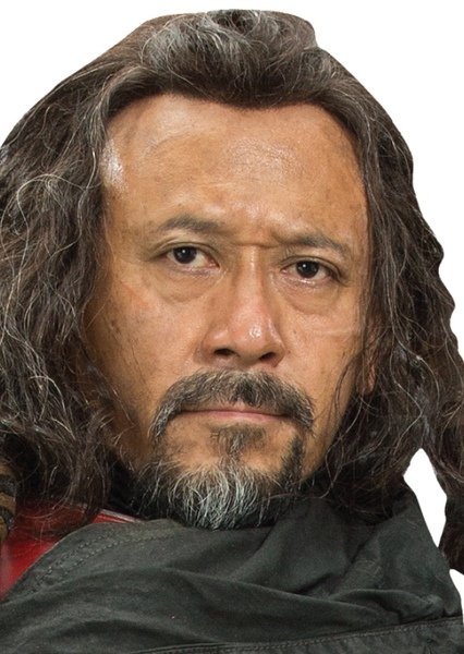 Jiang Wen as Hawk in Fortnite: Battle Royale