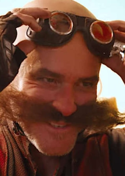 Jim Carrey as Dr. Eggman in Toon Squad