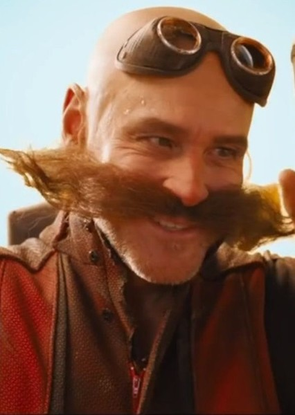 Jim Carrey as Dr. Ivo Robotnik in Sonic The Hedgehog 2