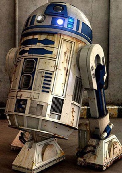 Jimmy Vee as R2-D2 in Star Wars: Episode VII – The Way of Balance (2015)