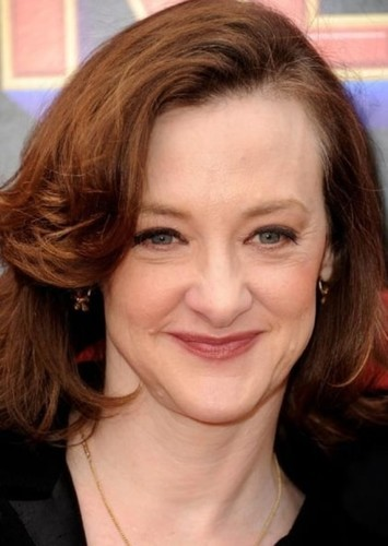 Joan Cusack as Gov. Eleanor Grant in Nick of Time