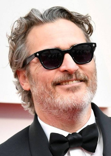 Joaquin Phoenix as White Rabbit in Manhunt Movie