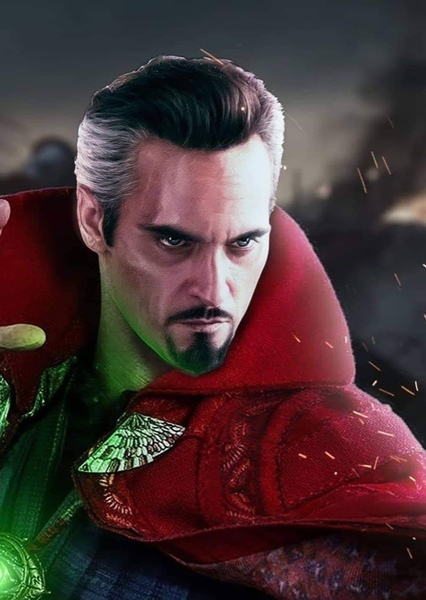Joaquin Phoenix as Doctor Strange in Marvel Ultimate Alliance