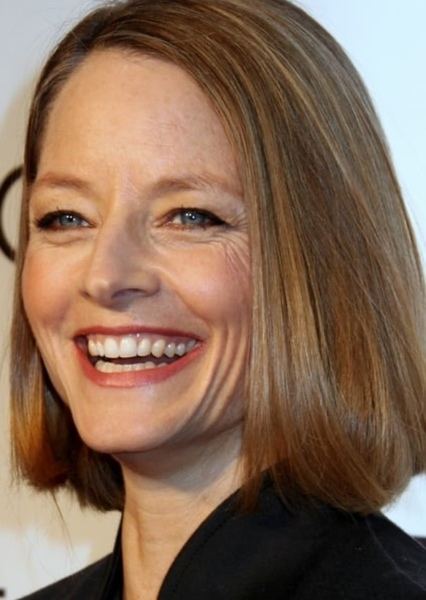 Jodie Foster as Ellen Yindel in The Dark Knight Returns