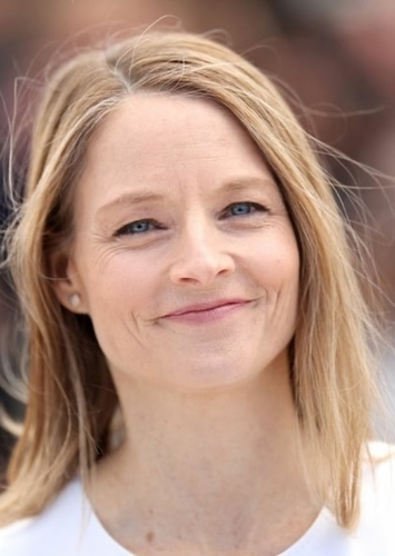 Jodie Foster as Thetis in The Iliad