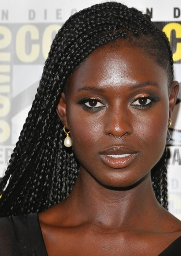 Jodie Turner-Smith as Storm in Characters who did not appear, but should appear, in the MCU