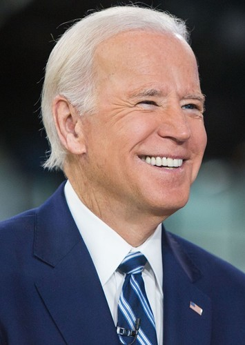 Joe Biden as Joe Biden in Spider-Man:Attack on Iron cross