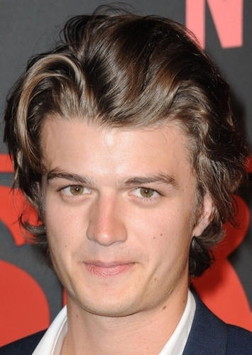 Joe Keery as Graham Crackle in Carmen Sandiego