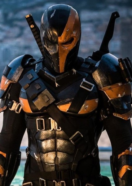 Joe Manganiello as Deathstroke in Legion Of Doom