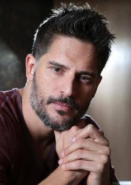 Joe Manganiello as Paco Rodriguez in Tomatoes V.S. Blueberries