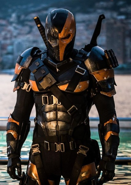 Joe Manganiello as Deathstroke in Zack Snyder's The Batman