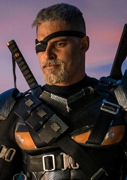 Joe Manganiello as Deathstroke in Gotham City Sirens