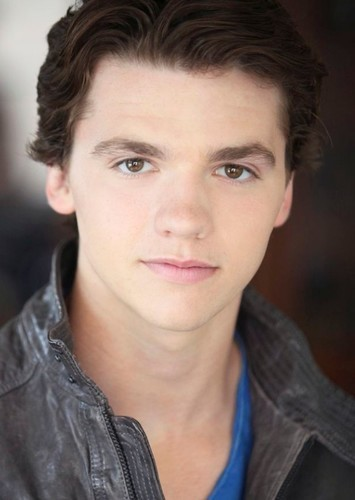 Joel Courtney as Joseph Wilson in All New Teen Titans