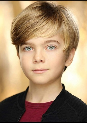 Joel Dawson as Charlie Bucket in Charlie and the Chocolate Factory