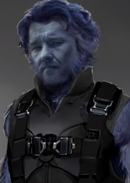 Joel Edgerton as Beast in MCU