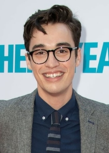 Joey Bragg as Geoff Schwartz in The Goldbergs (Perfect Casting)