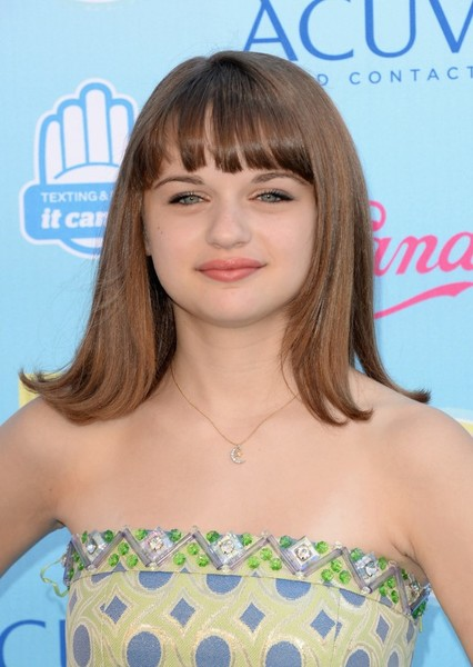 Joey King as Fan Scrooge in A Christmas Carol (Perfect Version)
