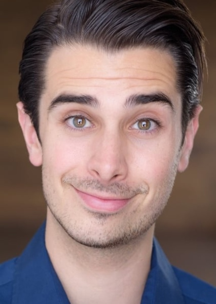 Joey Richter as Pierce Steel in Drawtectives