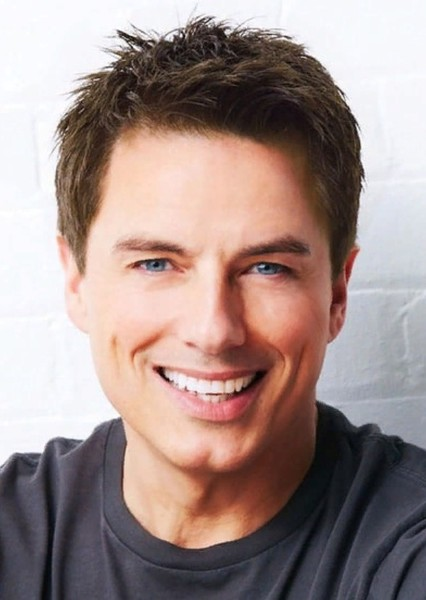 John Barrowman as MALCOM MERLYN in Green Arrow: The Emerald Archer