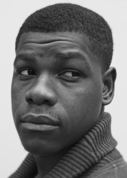 John Boyega as Troy Barnes in Community (2020)