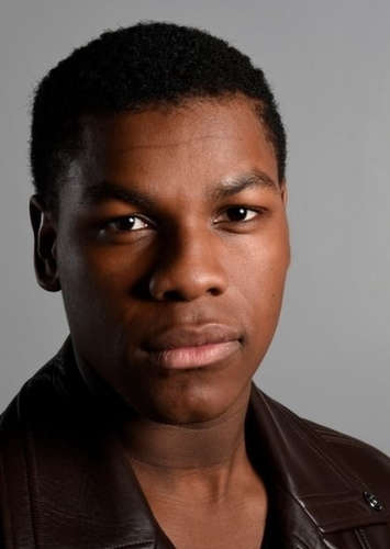 John Boyega as Cyborg in Titans: Graduation Day