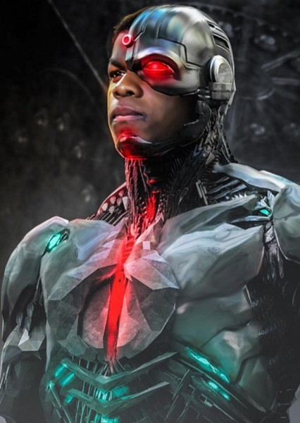 John Boyega as Cyborg in Fancast Your DC Universe