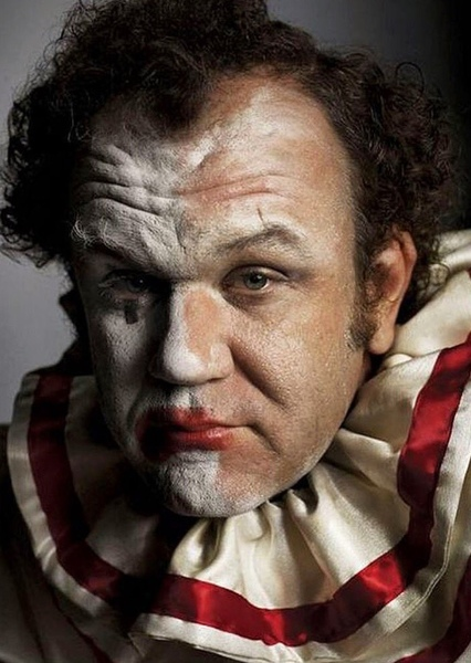John C. Reilly as Ronbo in Smile for Me