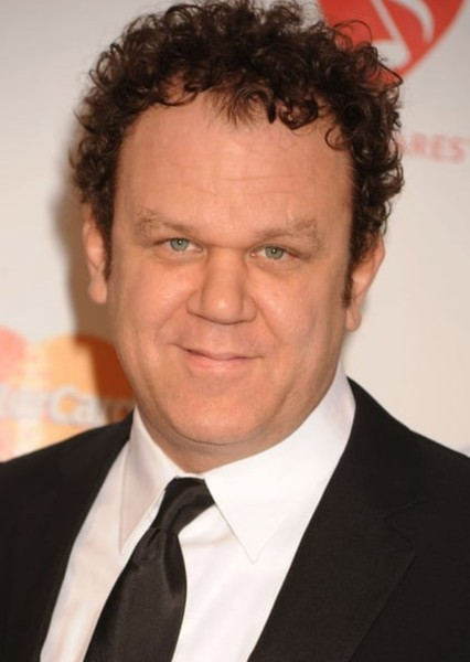 John C. Reilly as Barney Gumble in The Simpsons live action movie