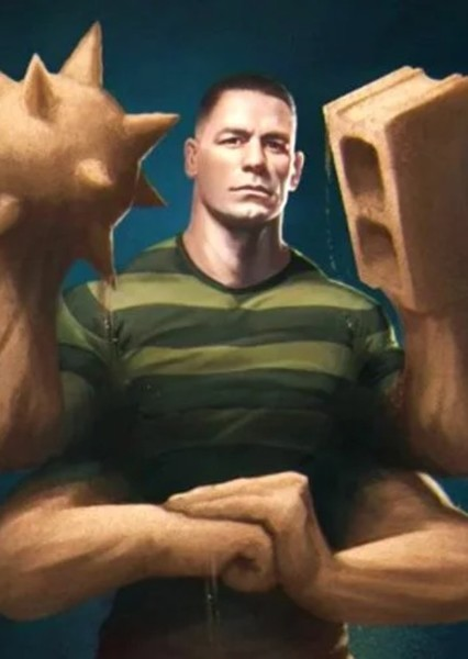 John Cena as The Sandman in Characters who did not appear, but should appear, in the MCU