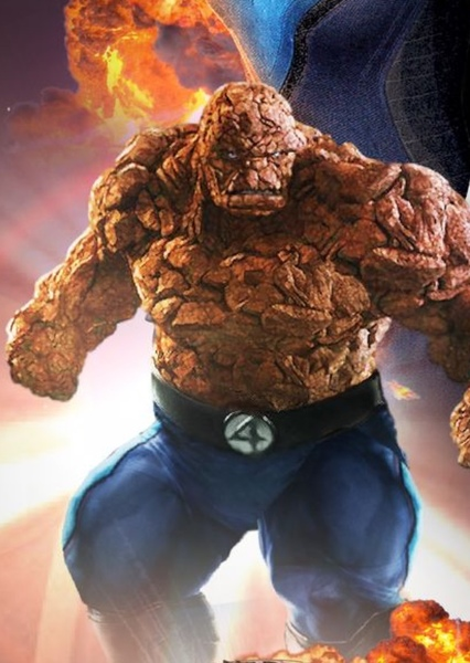 John Cena as Ben Grimm in The Avengers: Earth's Mightiest Heroes