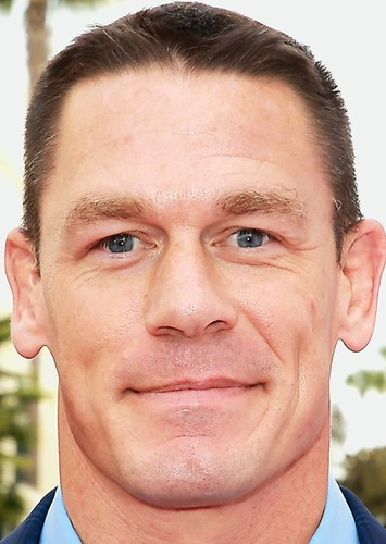 John Cena as Ben Grimm in The Fantastic Four