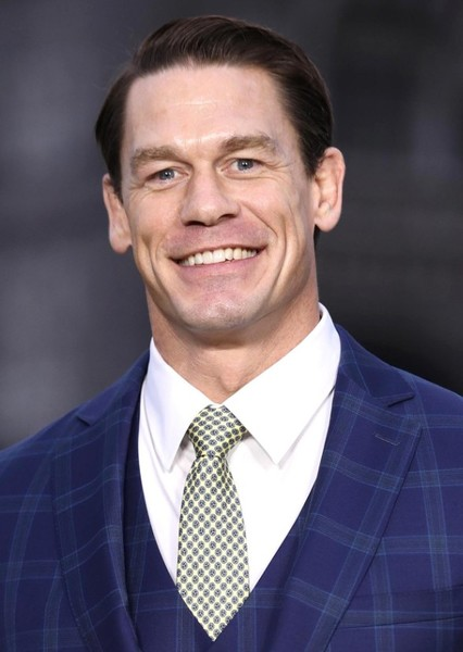 John Cena as Oaken in Frozen (Live-Action)