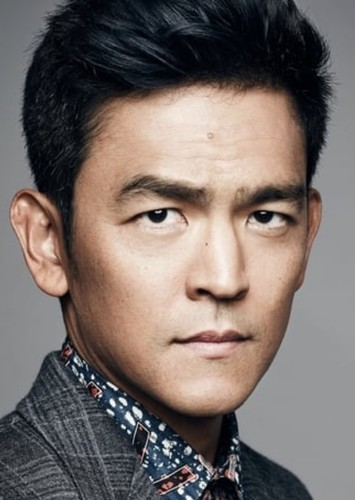John Cho as Lie Ren in RWBY: The Live-Action Fan Film