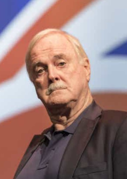 John Cleese as Major Tom in Metal Gear Solid