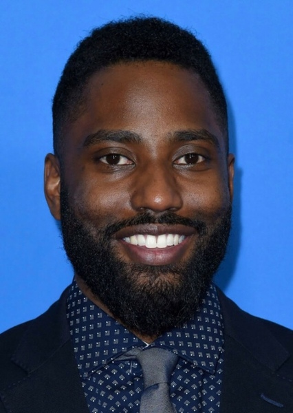 John David Washington as Black (M) in Face Claims