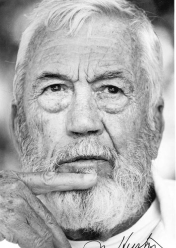 John Huston as Old Man Marley in Home Alone (1980)
